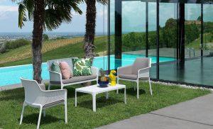 nowoczesne meble do ogrodu