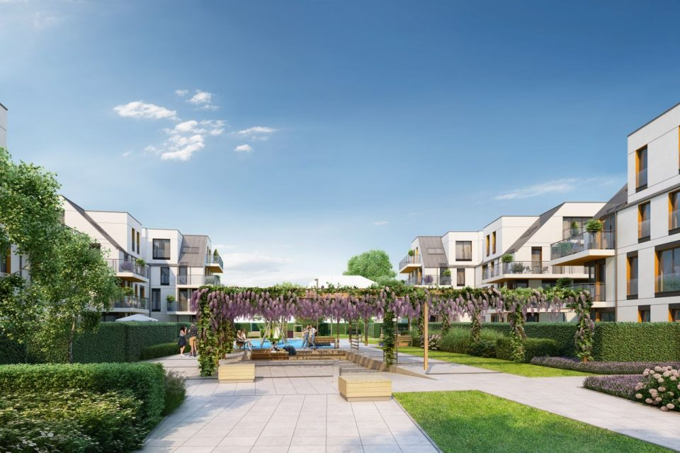 wrocławskie mieszkania z ogródkiem lokum villa nova